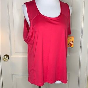 Champion new with tag pink tank XL